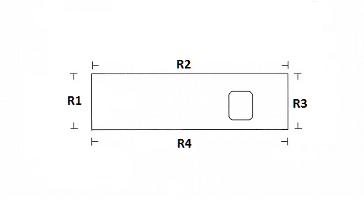 Rectangular Shaped